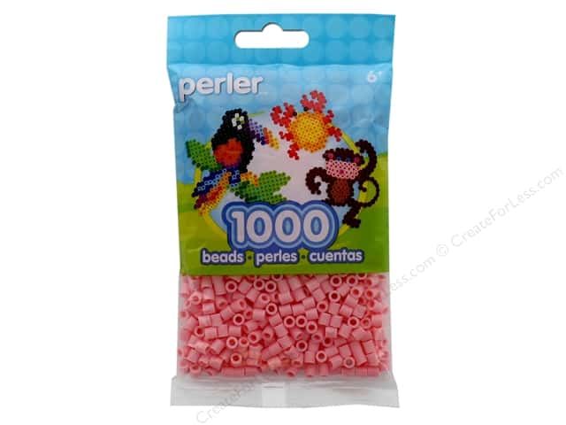 Perler Beads 1000 pc. Flamingo
