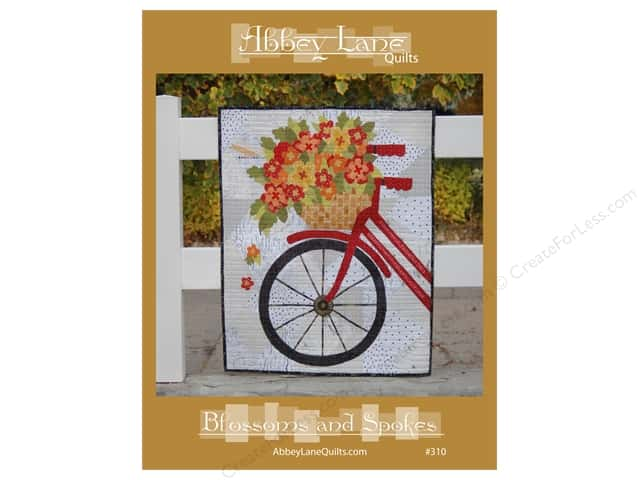 Abbey Lane Quilts Blossoms And Spokes Pattern
