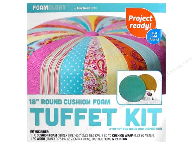 Fairfield Tuffet Kit 18 in. Round