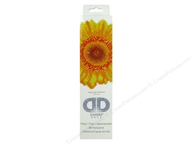 Diamond Dotz Beginner Kit - Happy Day Sunflower