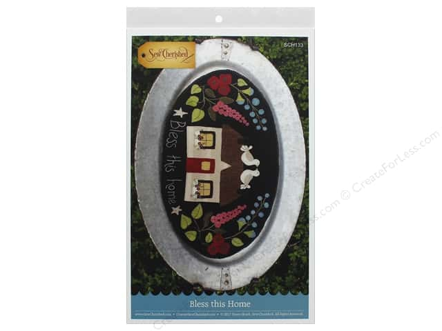 Sew Cherished Bless This Home Pattern
