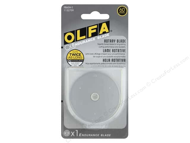 Olfa Rotary Blade 60 mm Endurance 1 pc