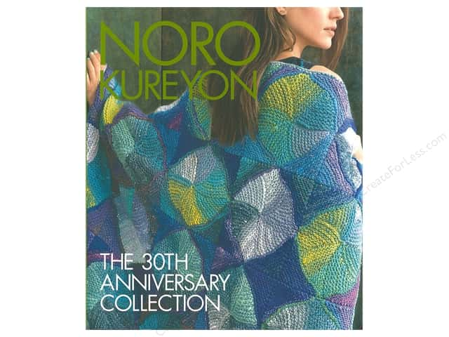 Sixth & Spring Noro Kureyon 30th Anniversary Collection Book
