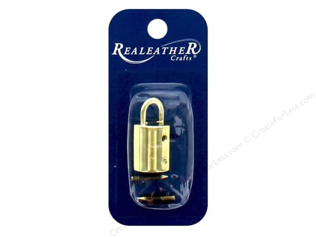 REALEATHER by Silver Creek Findings Tassel End Cap 14 mm Gold