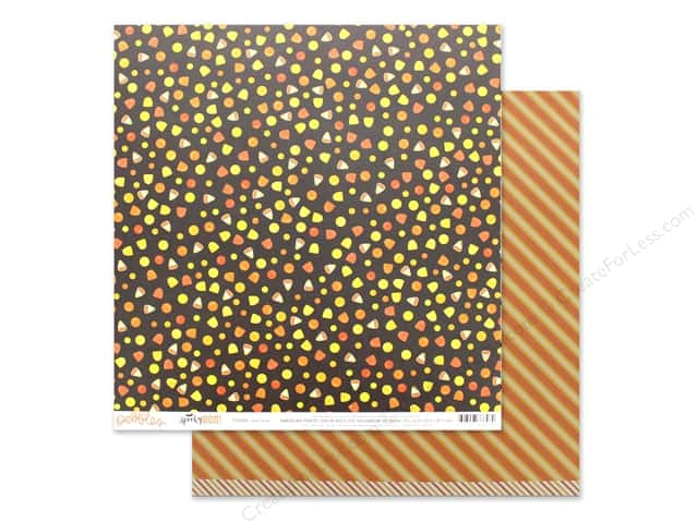 Pebbles Spooky Boo 12 in. x 12 in. Sweet Tooth