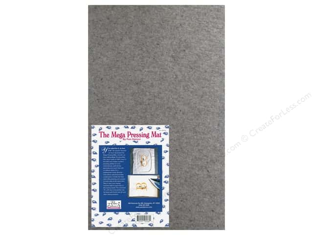 Pam Damour Notions Magic Wool Pressing Mat 14 in. x 24 in.