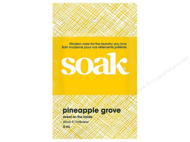 Soak Wash Soak Minisoak 5 ml Pineapple Bulk