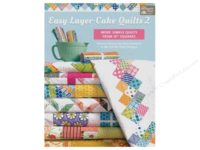 That Patchwork Place Easy Layer-Cake Quilts 2 Book