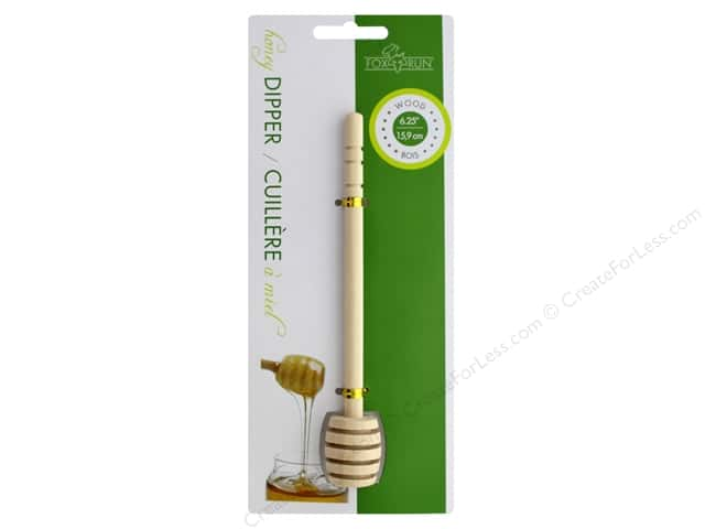 Fox Run Kitchen Honey Dipper Carded