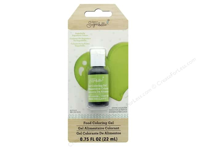 American Crafts Sweet Sugarbelle Color Gel Bright Green