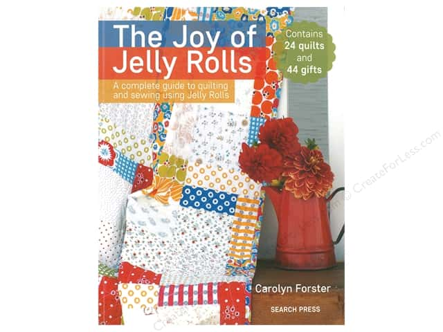 Search Press The Joy Of Jelly Rolls Book