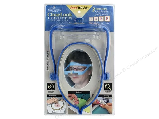 Taylor Seville Closelook Lighted Magnifier