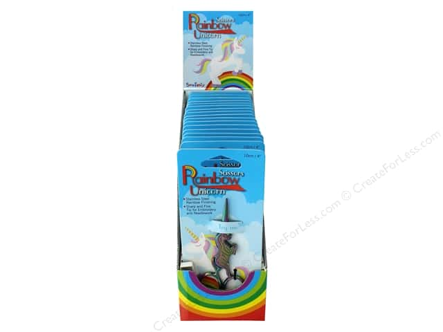 Tacony Rainbow Unicorn Scissors POP
