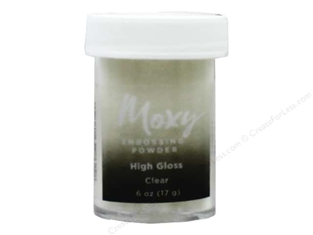 American Crafts Collection Moxy High Gloss Clear .6 oz