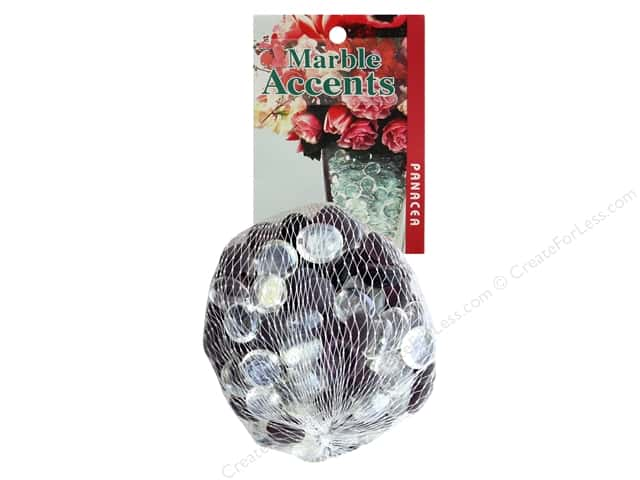 Panacea Decorative Accents Glass Gems Wineberry 12 oz