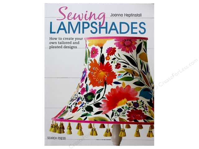 Search Press Sewing Lampshades Book