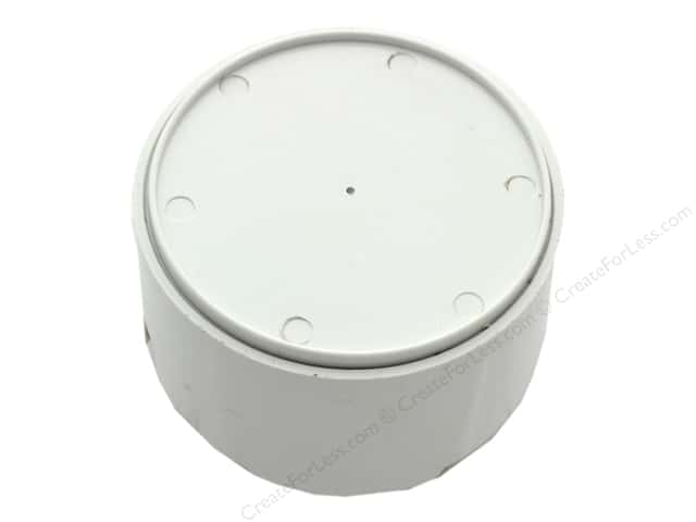 Sierra Pacific Crafts Decor Rotating Music Base With Lullaby's White