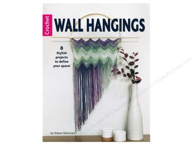 Leisure Arts Wall Hangings Book