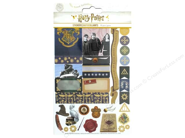 Paper House Collection Life Organized Sticker Planner Warner Bros Harry Potter