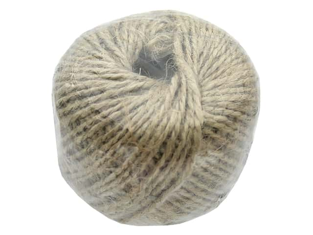 Sierra Pacific Crafts Decor Jute Twine 50 m Natural