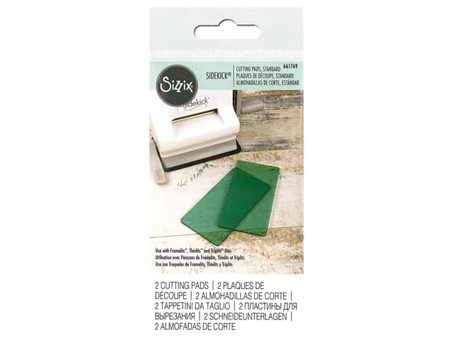 Sizzix Cutting Machine & Accessories Cutting Pad Sidekick Aqua