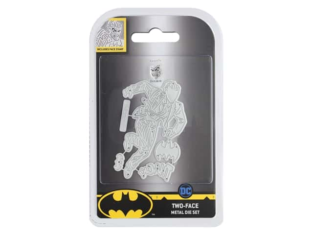 Character World Die/Stamp DC Comics Batman Two Face
