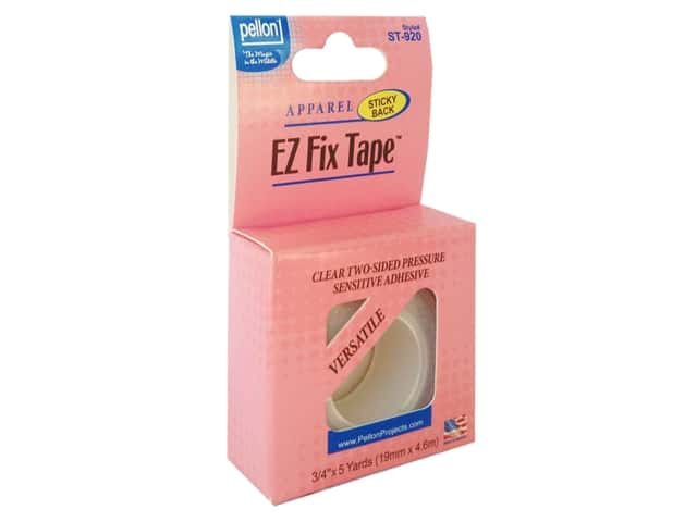 Pellon Easy-Knit Batting & Seam Tape Fix .75 in. x 5 yd
