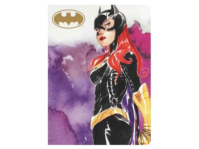 Paper House Collection Life Organized Journal Soft Cover DC Comics Batman Batgirl