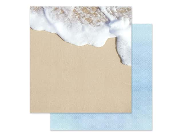 Paper House Paper 12 in. x 12 in. Seashore