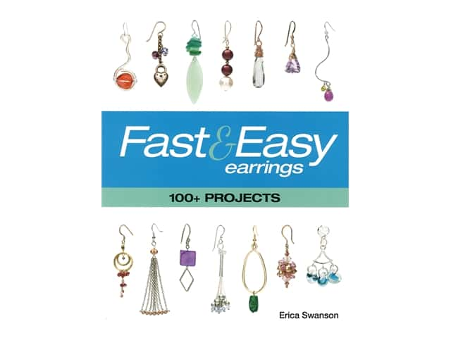 Kalmbach Fast & Easy Earrings Book