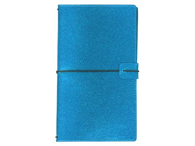 Paper House Collection Life Organized Journey Book Cover Sparkle Azure