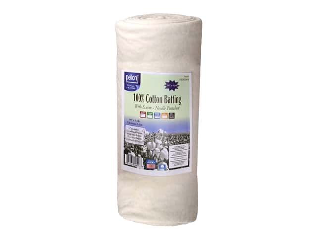 Pellon Batting Nature's Touch Cotton Grab N Go 90 in. x 6 yd