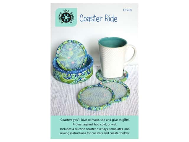 Around The Bobbin Coaster Ride Pattern