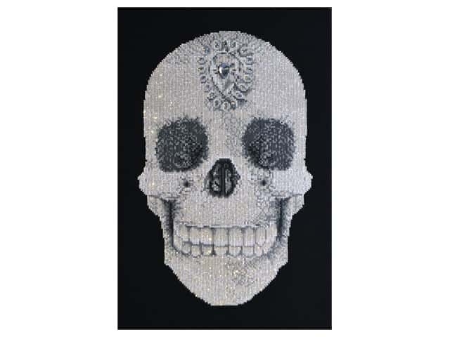 Diamond Dotz Intermediate Kit - Crystal Skull
