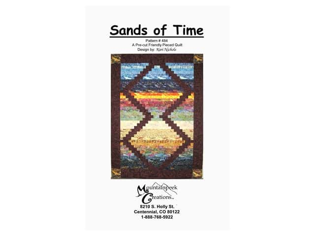 Mountainpeek Creations Sands Of Time Pattern