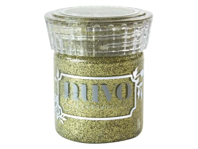 Nuvo  Glimmer Paste 1.7 oz Golden Crystal