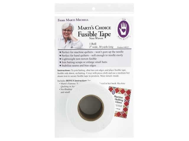 Marti Michell Fusible Tape 2 in. x 30 yd
