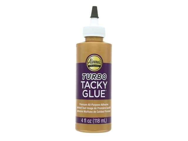 Aleene's Tacky Glue Turbo 4 oz