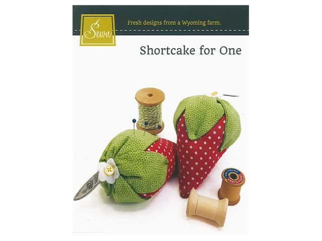 Sewn Shortcake For One Pattern
