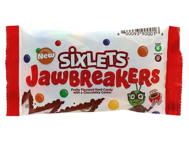 SweetWorks Sixlets 2 oz Jawbreakers