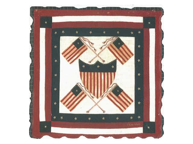 Graphic Impressions American Quilts Coaster #5