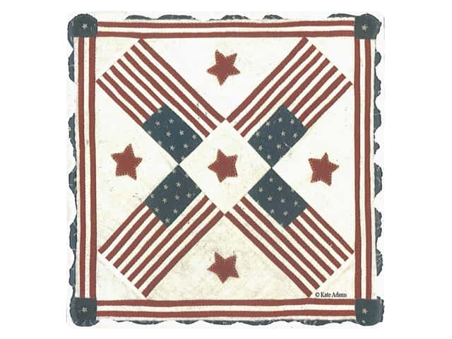 Graphic Impressions American Quilts Coaster #7