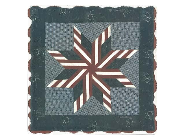 Graphic Impressions American Quilts Coaster #4