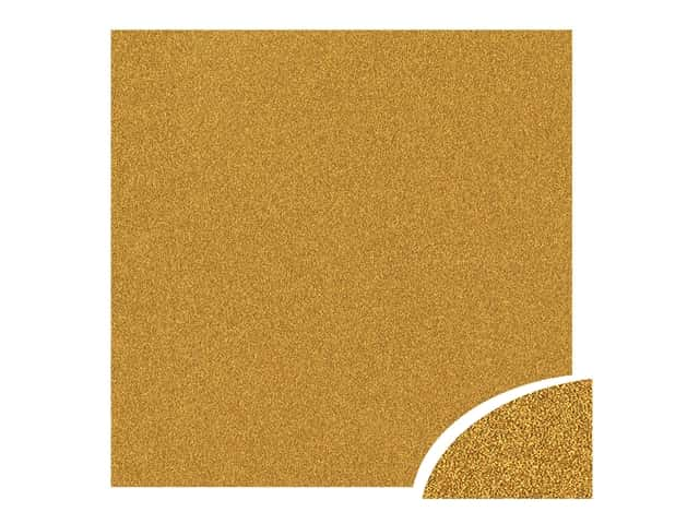 Paper Accents Glitter Cardstock 22 x 28 in. #G10 Gold 10 pc.