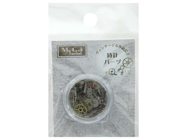 Resinate Watch Openwork Parts 3 gm Gold/Silver