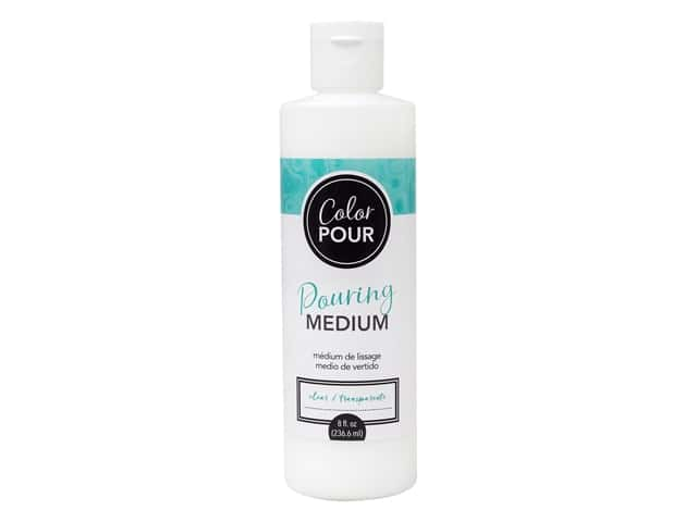 American Crafts Color Pour Pouring Medium 8 oz.