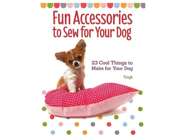 Companion House Fun Accessories To Sew For Your Dog Book