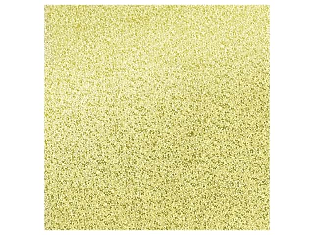 PA Adhesive Vinyl 12 x 12 in. Removable Sparkle Gold 12 pc.