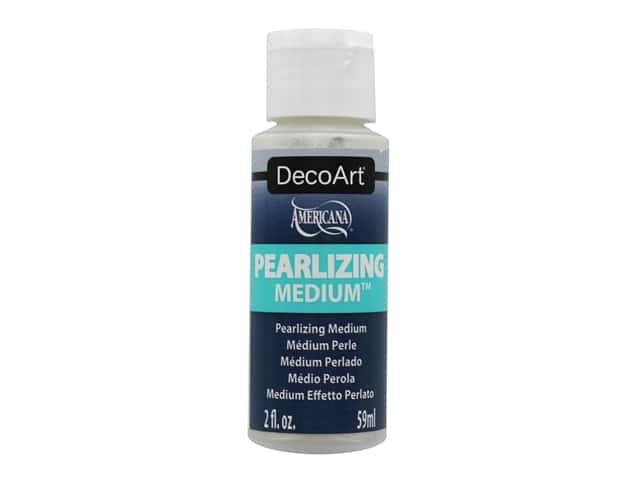 DecoArt Pearlizing Medium 2 oz.