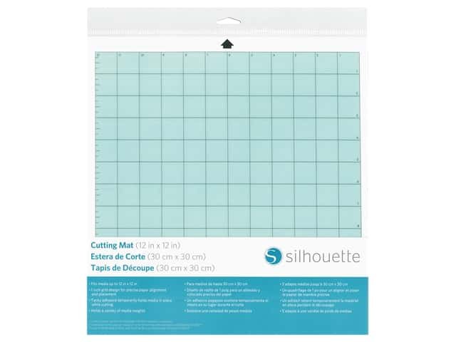 Silhouette Cameo Cutting Mat 12 x 12 in.
